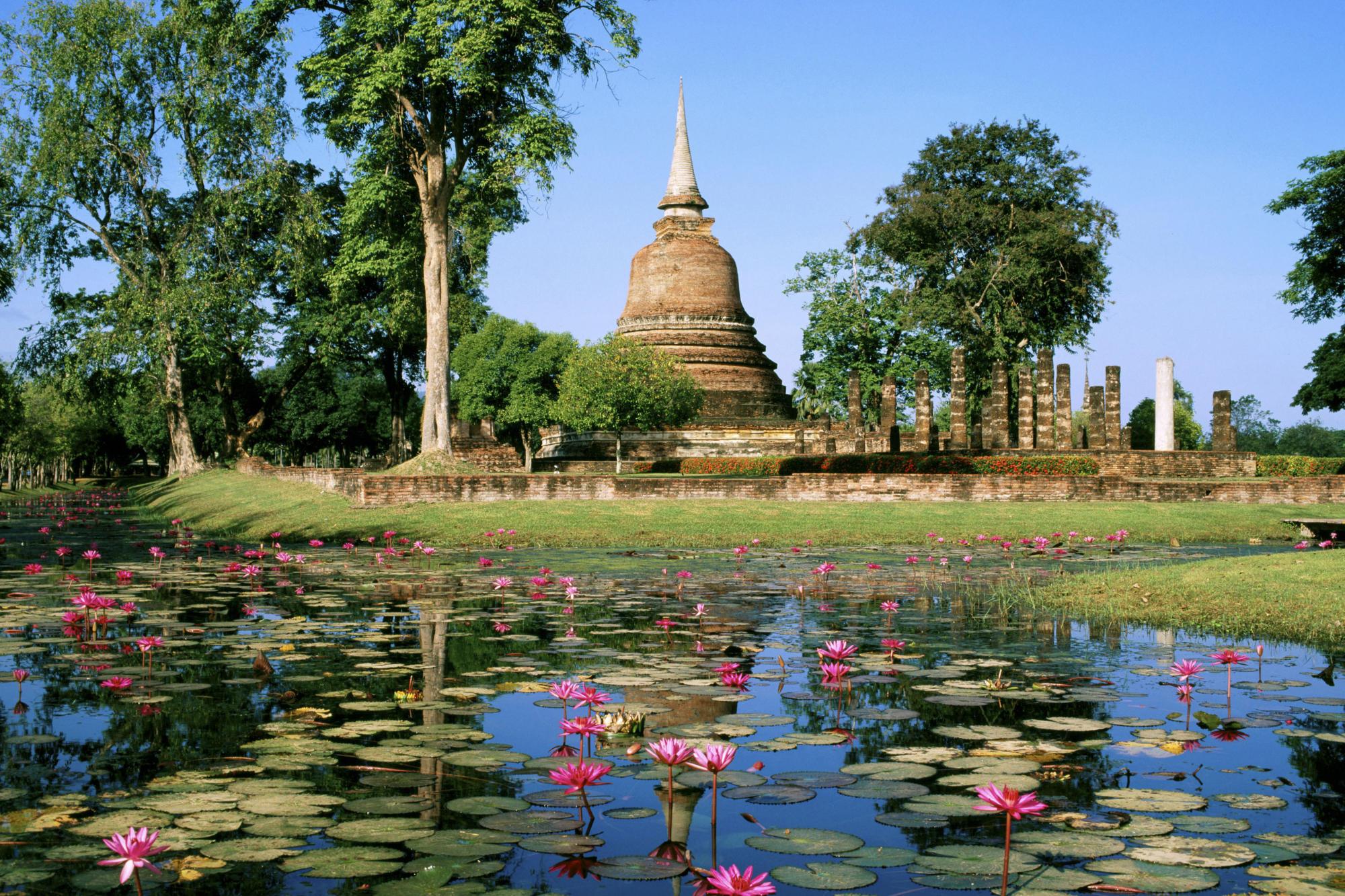 Tajland Thailand_poster_hq