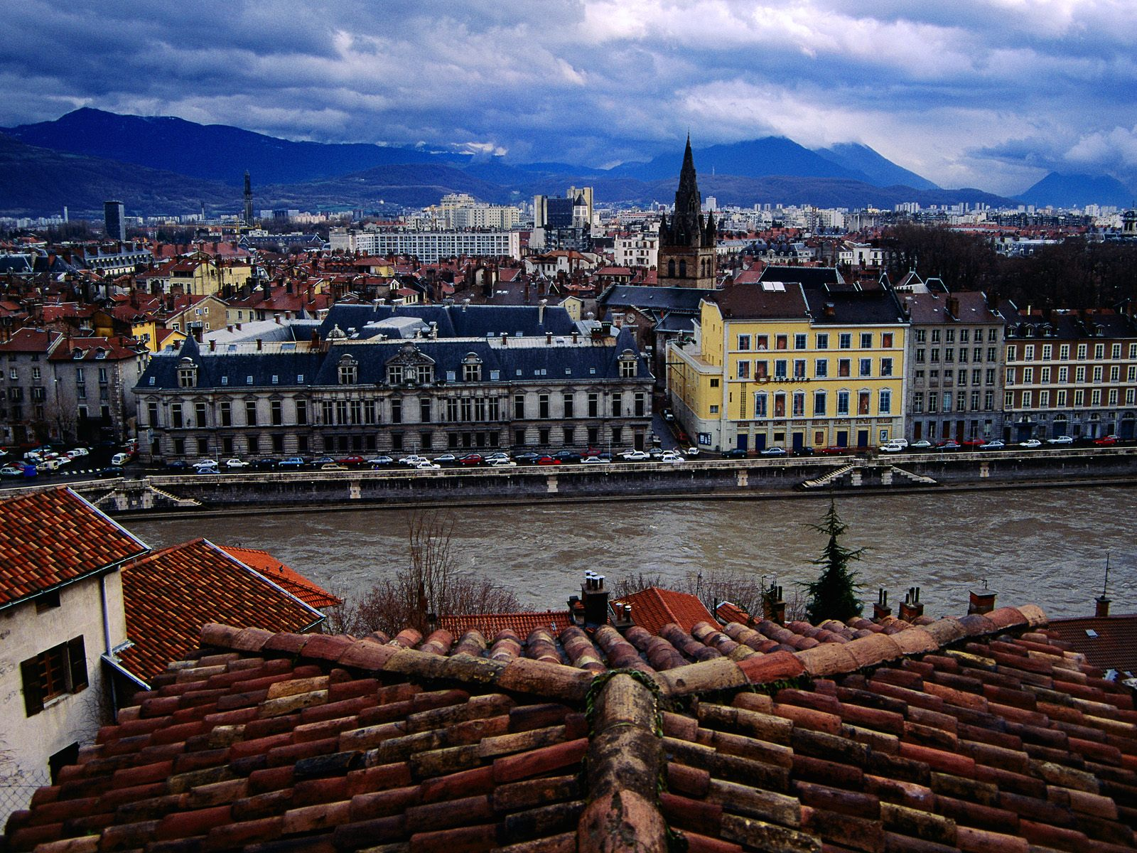 Grenoble Rhone-Alpes France
