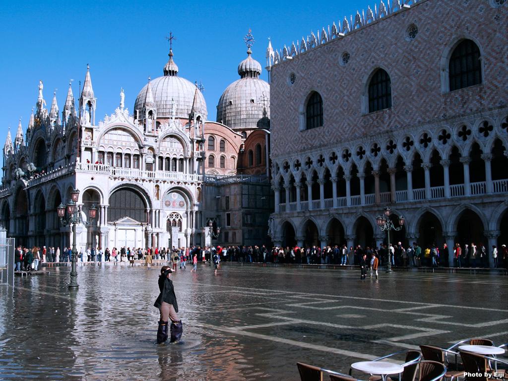 Venedik italya resimleri