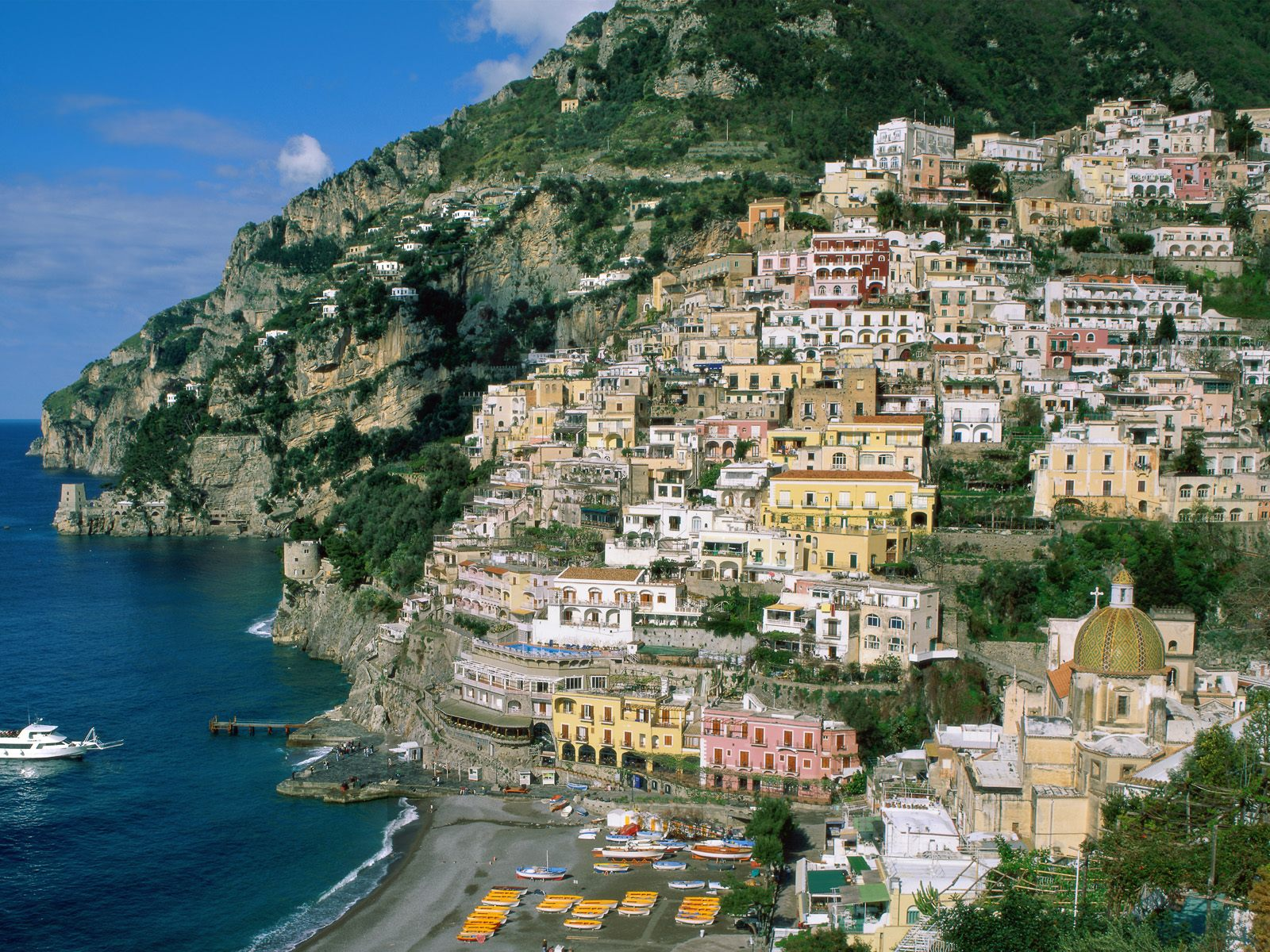 Amalfi coast italy - Naples italy wallpaper ...
