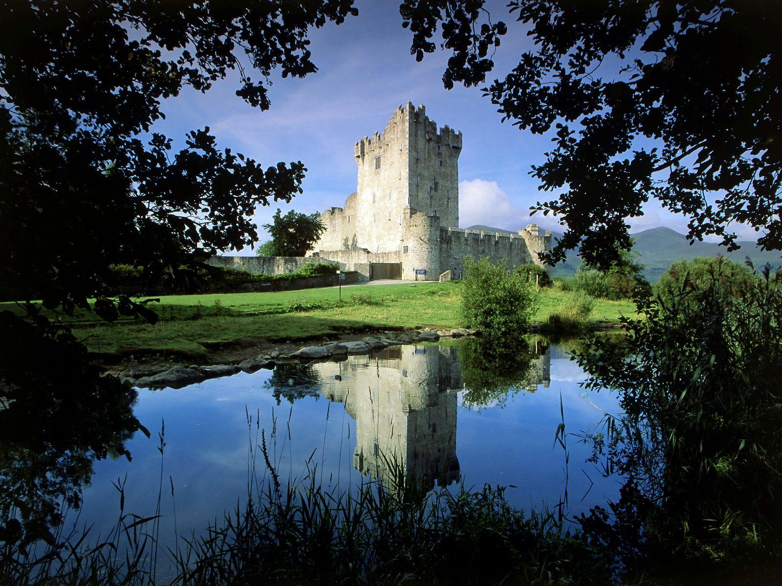 Irish Wallpapers ★ Lovely Irish Castle Pictures to ... Ireland Castle Wallpaper
