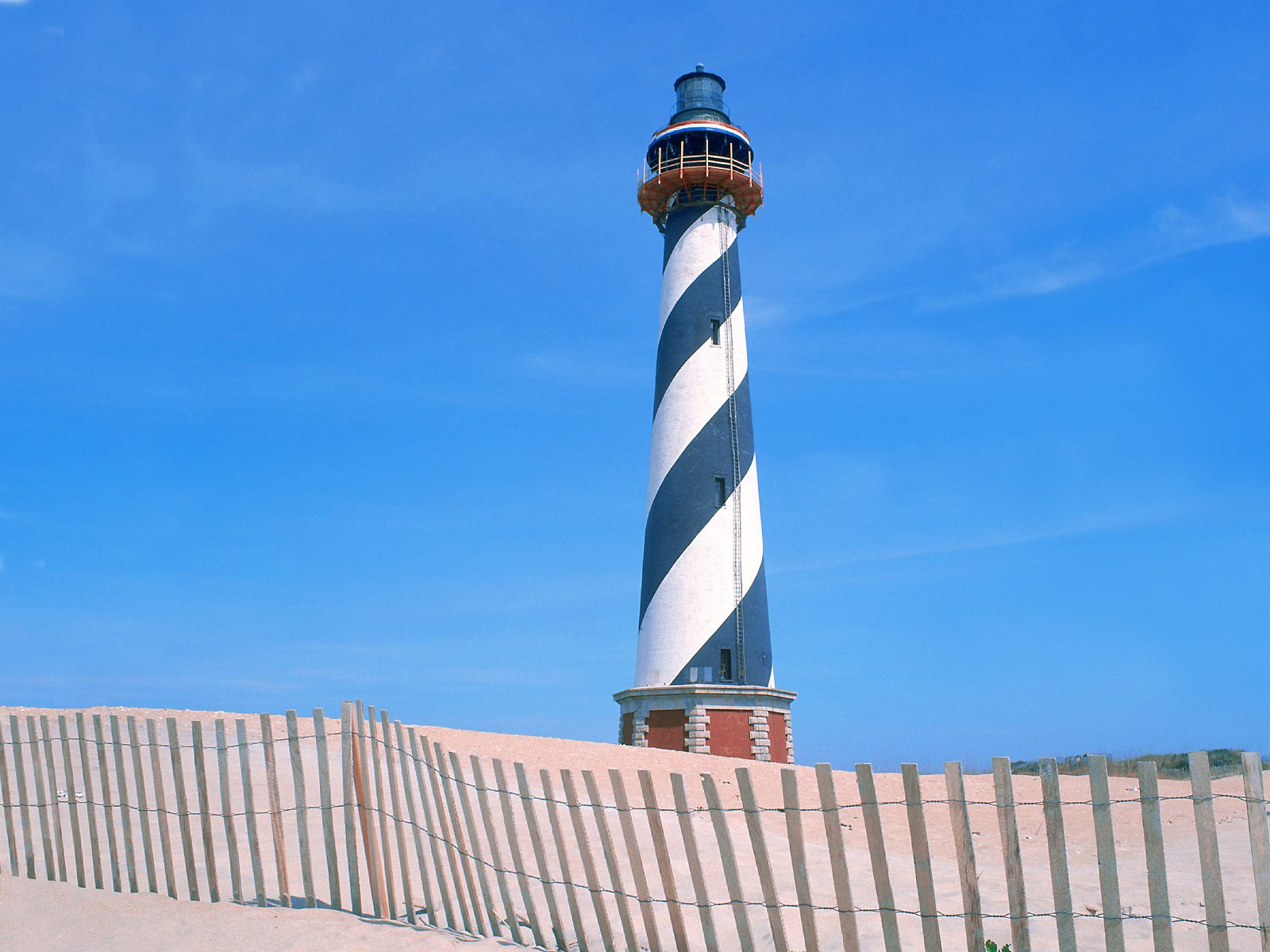 Cape Hatteras Lighthouse Outer Banks North Carolina