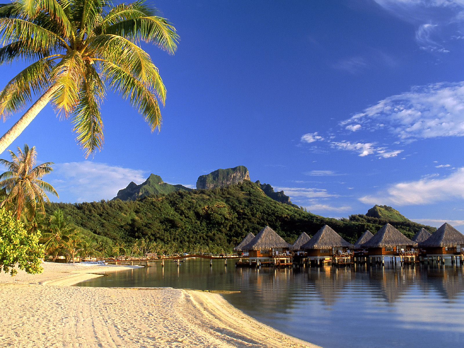 Moana Beach Bora Bora French Polynesia