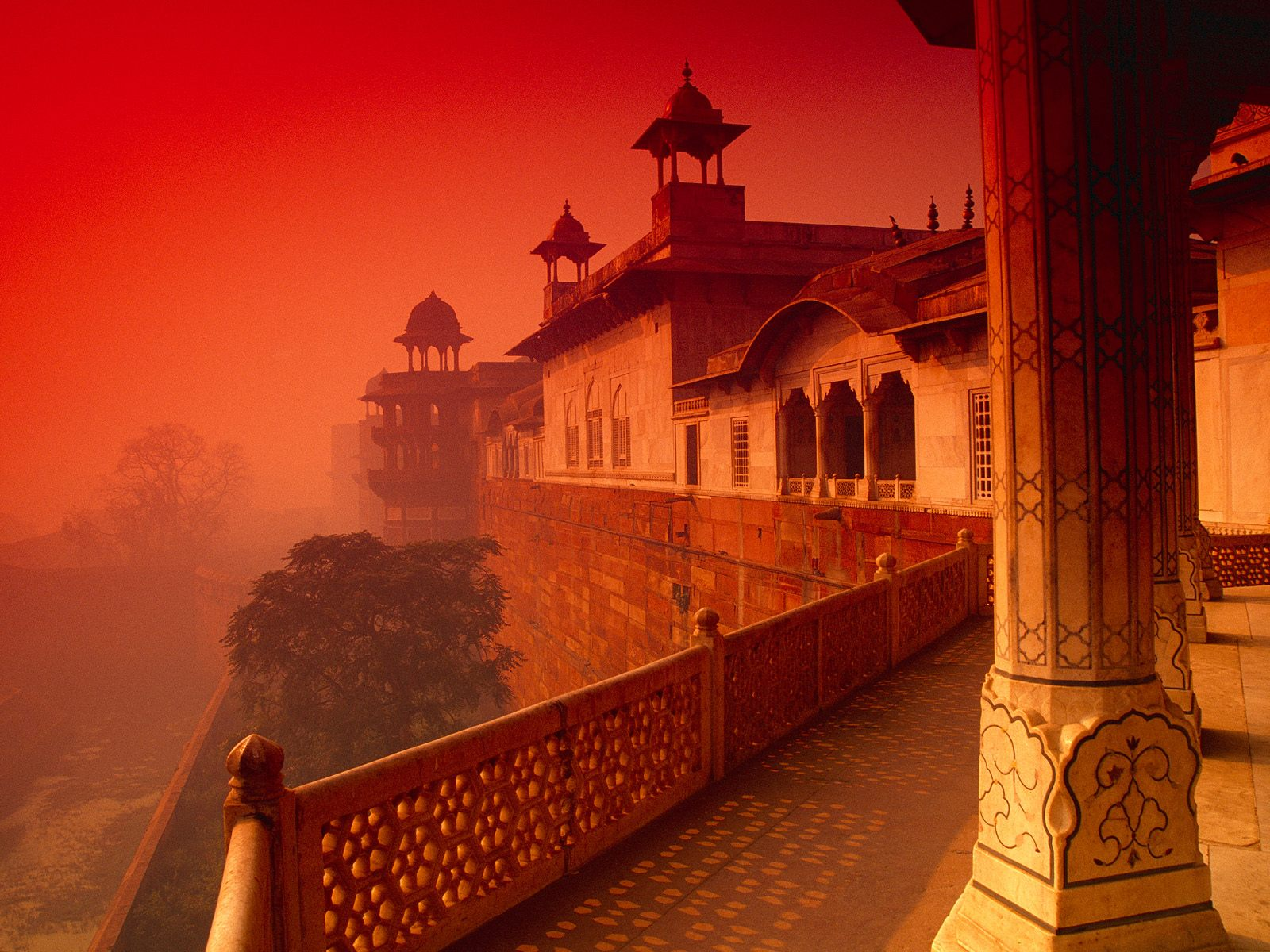 Agra Fort India 1600x1200