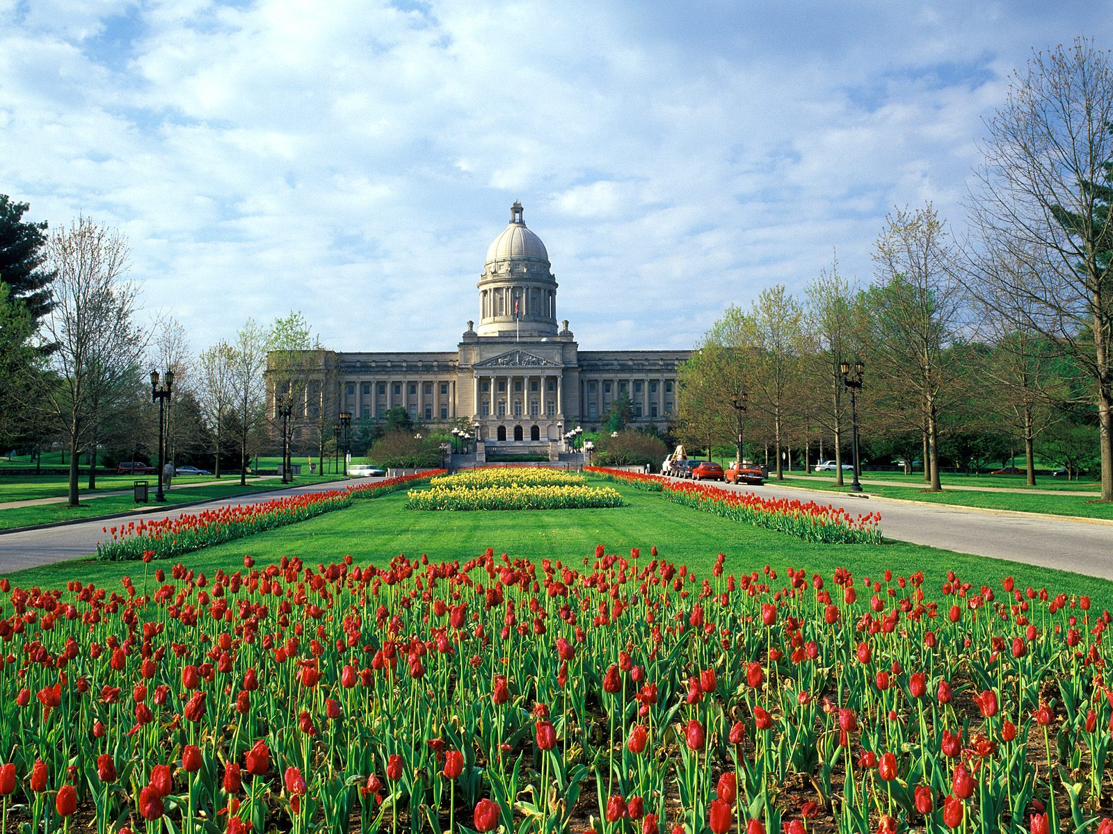 Kentucky State Capitol Building Frankfort Ky