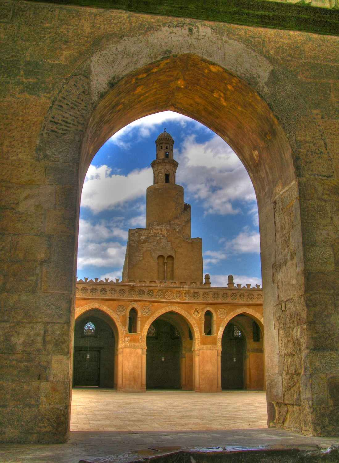 Ibn Tulun Mosque 2