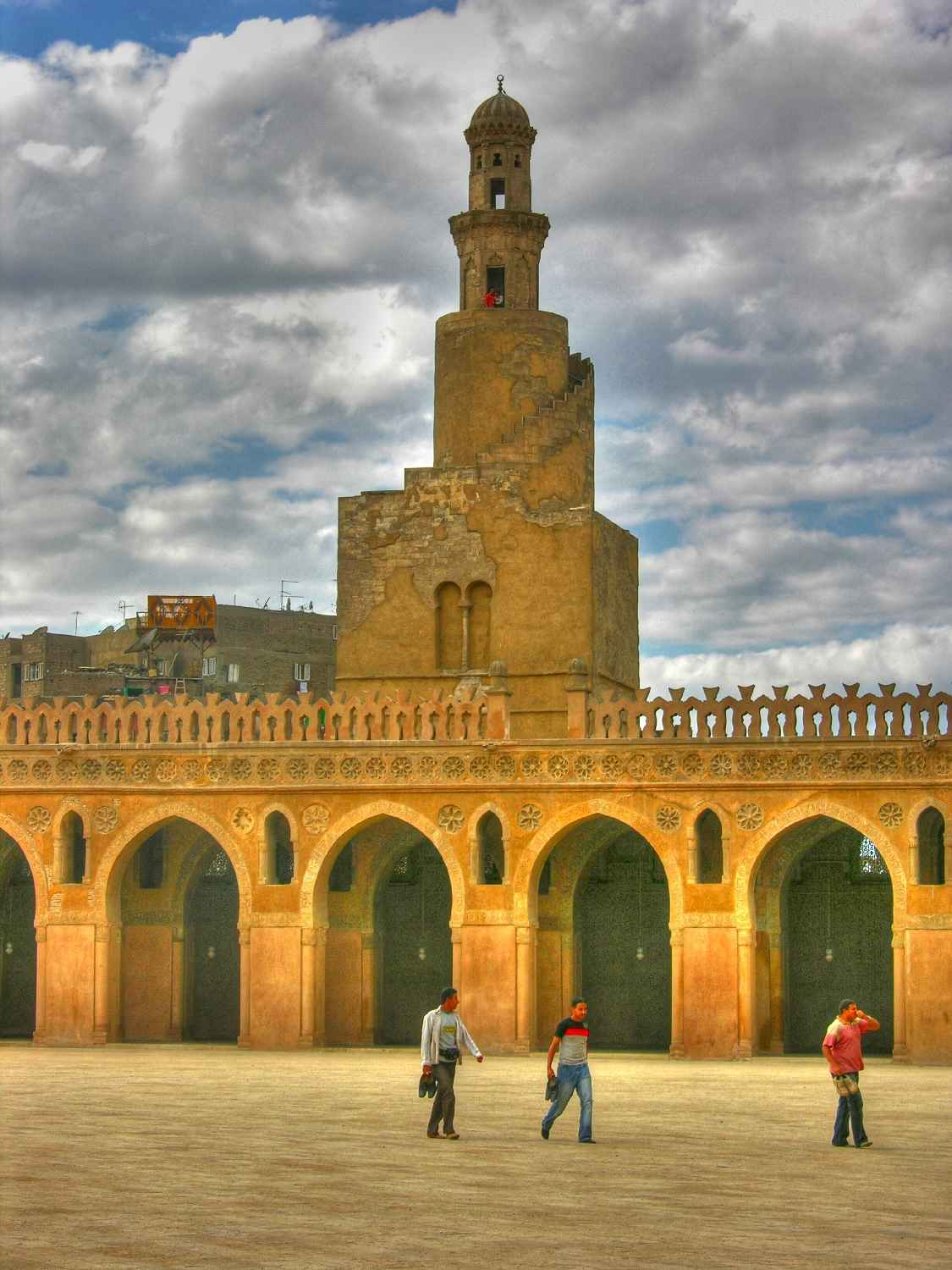 Ibn Tulun Mosque 3