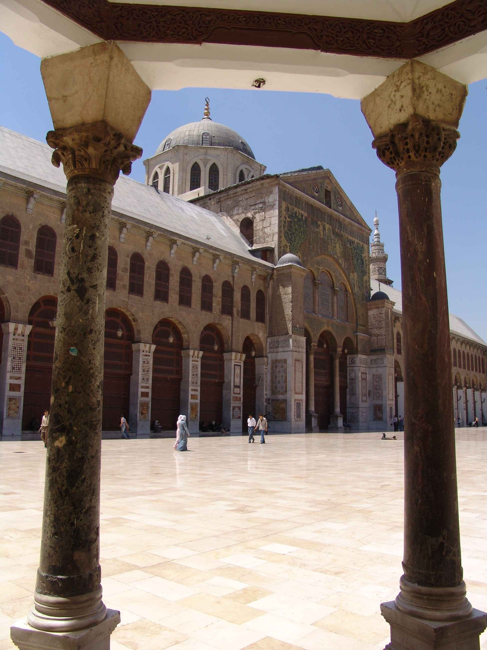 The Great Damascus Mosque