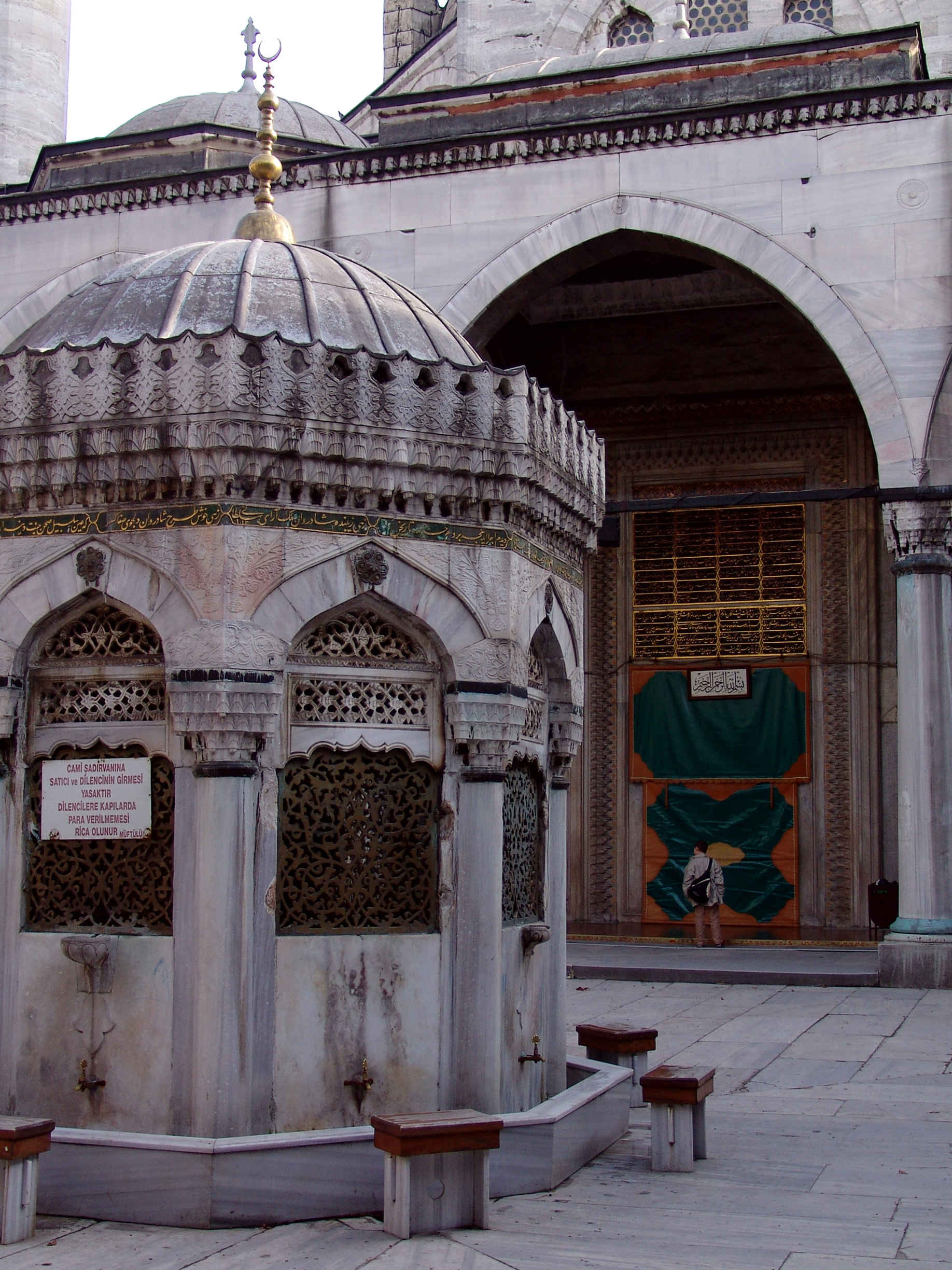 valide sultan mosque 1