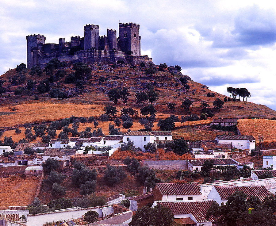 Cordoba Spain  city pictures gallery : Almodovar Castle Cordoba Spain picture, Almodovar Castle Cordoba Spain ...