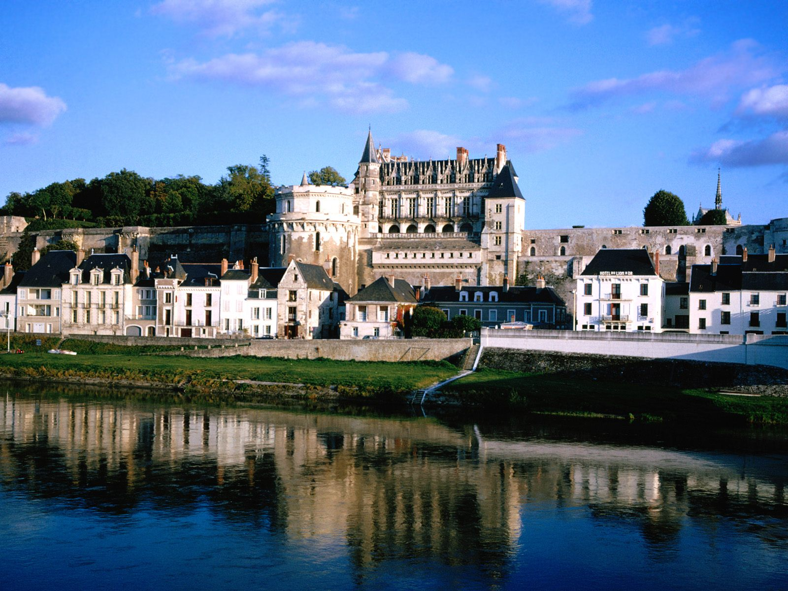 Amboise Castle France