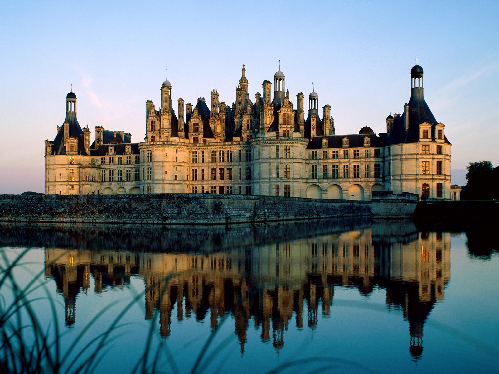 Chambord castle france 2