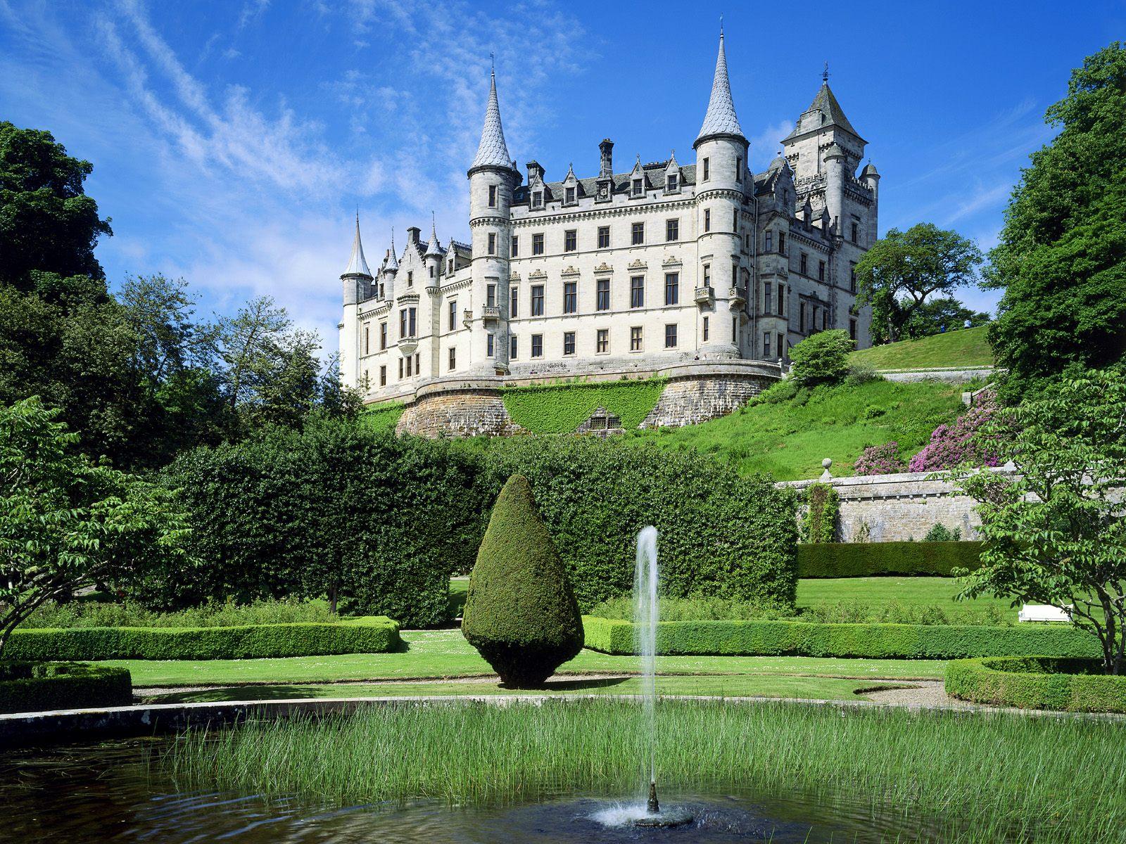 Castle Highland Scotla...