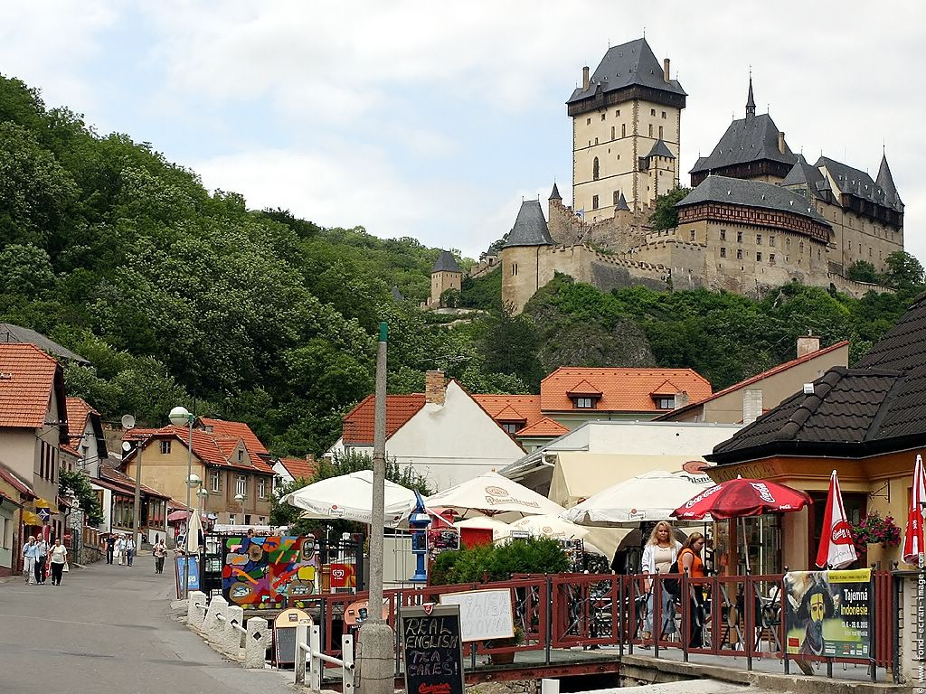 Karlstein Castle,Czech Republic 2