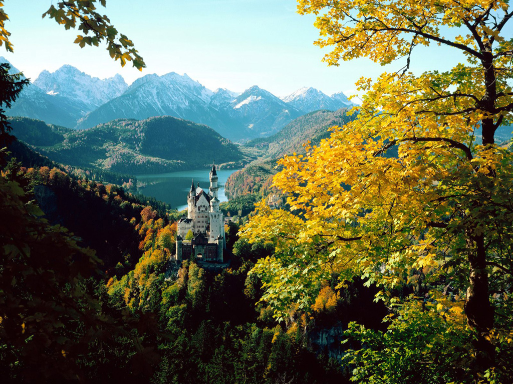 castles in bavaria germany