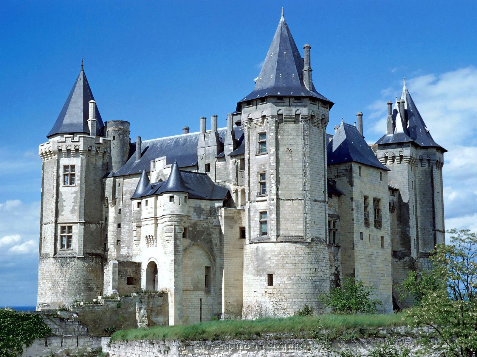 Saumur Castle Saumur F...