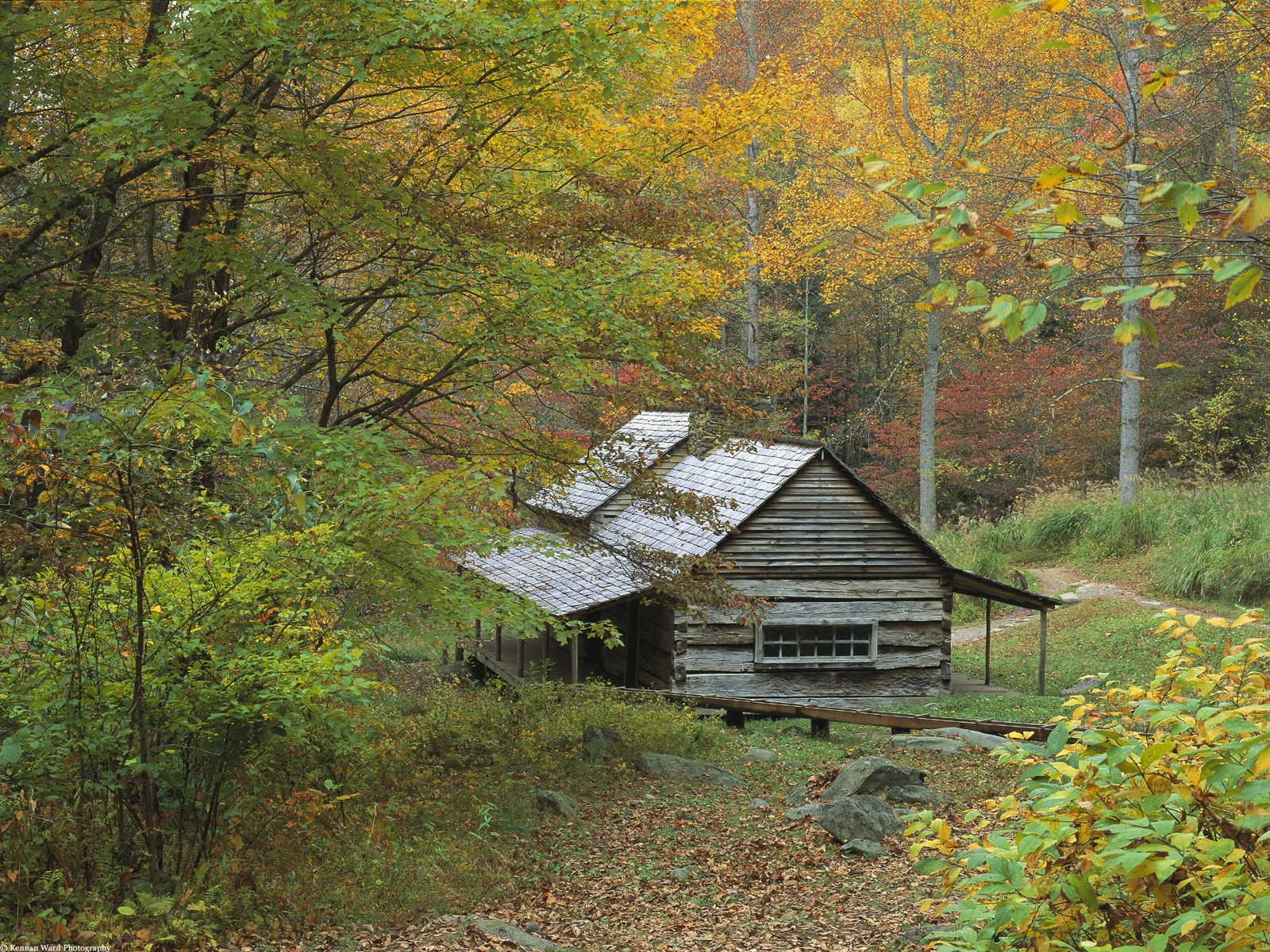 homestead cabin smoky mountains national park picture