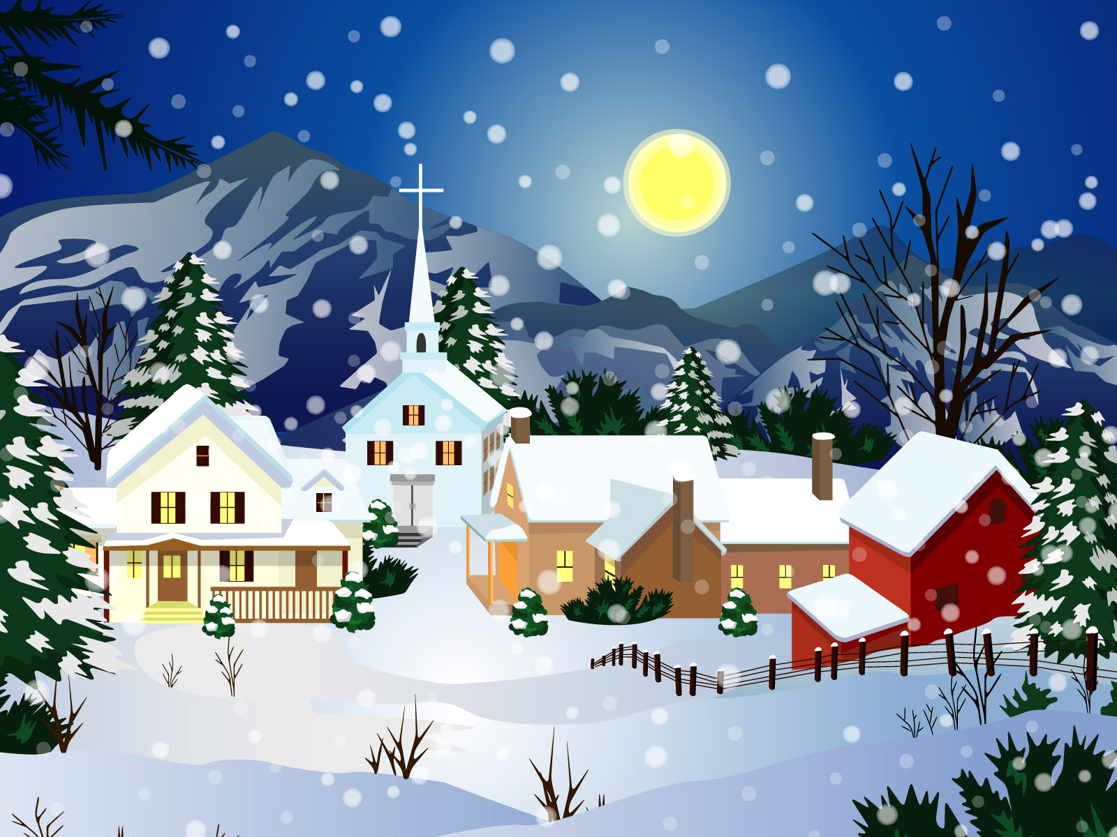 Christmas Wallpapers,Popular  Wallpaper In  This Year-10