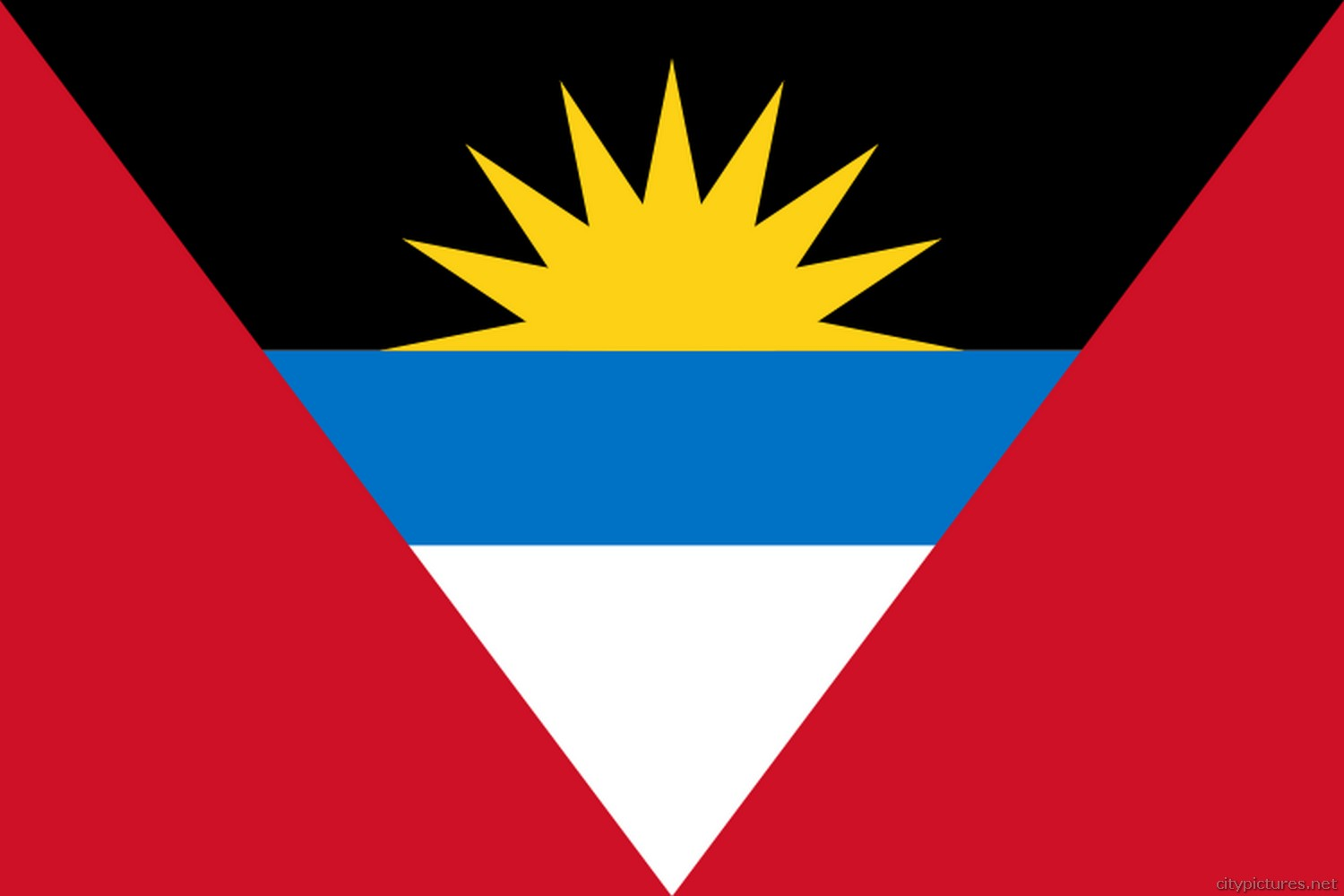 antigua-and-barbuda flag