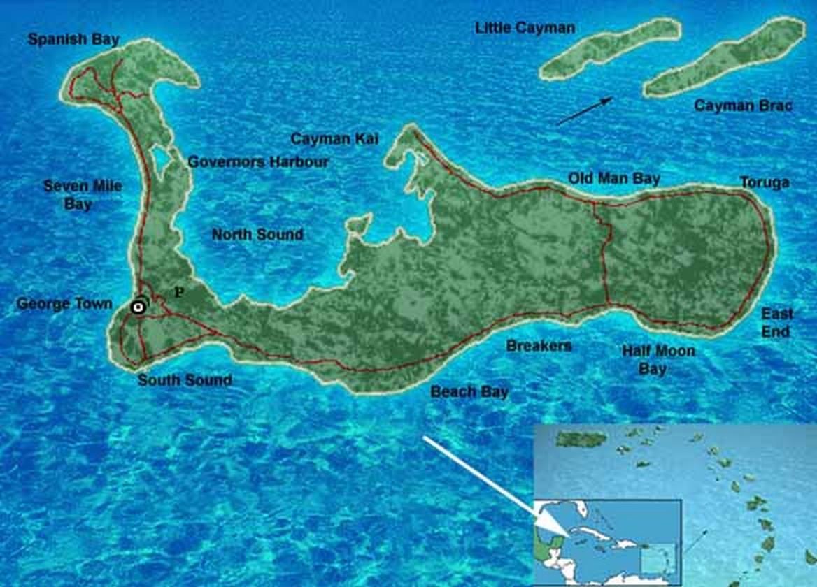 Cayman Islands Com