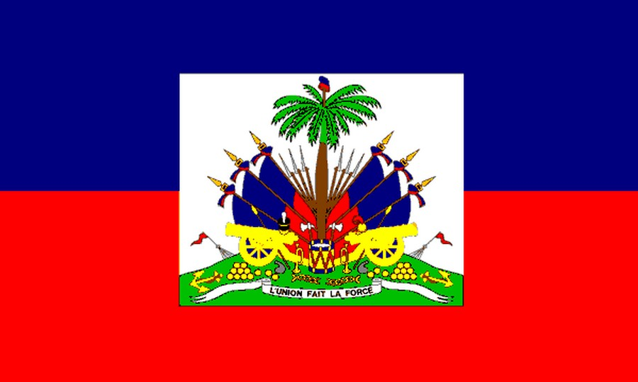 Haitian Flag Wallpaper HAITI-flag