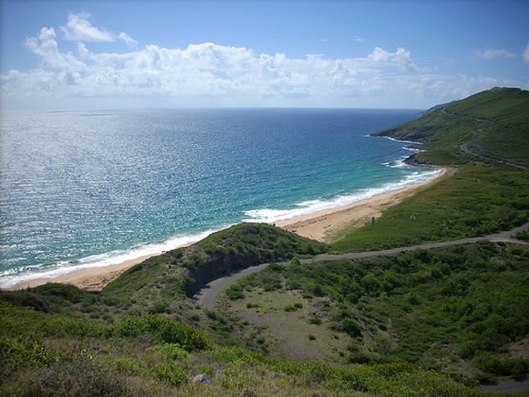saint kitts and nevis seaside