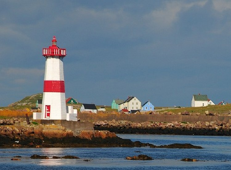Saint Pierre and Miquelon lighthouse