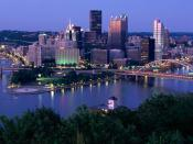 The Point Pittsburgh Pennsylvania