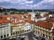Lesser Town Prague Czech Republic