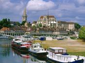 Auxerre France