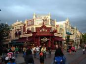 paris disney
