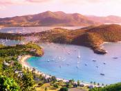 Antigua Leeward Islands