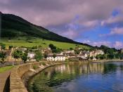 Carlingford Cooley Peninsula County Louth Ireland
