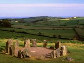 Drombeg Stone Circle County Cork Ireland