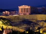 The Acropolis Greece