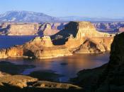 Lake Powell Glen Canyon National Recreation Area Utah