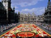 Grand Place Brussels Belgium 1600x1200