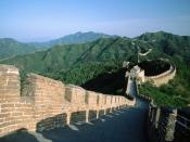 The Great Winding Wall China 1600x1200