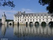 Chenonceau Castle France 1