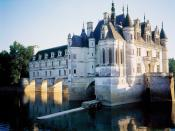 Chenonceau Castle France 2