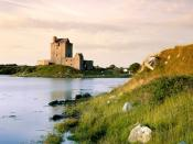 Dunguaire Castle Kinvara County Clare Ireland 2