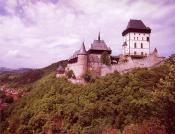 Karlstein Castle Czech Republic 1
