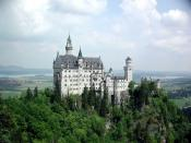 Neuschwanstein Castle Bavaria Germany - 2