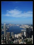 Hong Kong by WSmieszek