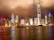 Hong Kong by enriquegem