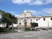 Guatemala cathedral