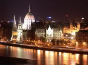 budapeste night