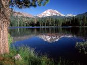 Lassen Peak, California